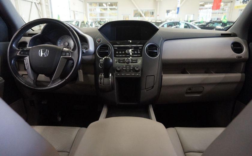 2014 Honda Pilot EX-L AWD (cuir-caméra-toit) #11