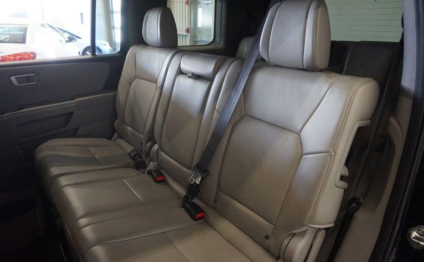 2014 Honda Pilot EX-L AWD (cuir-caméra-toit) #22