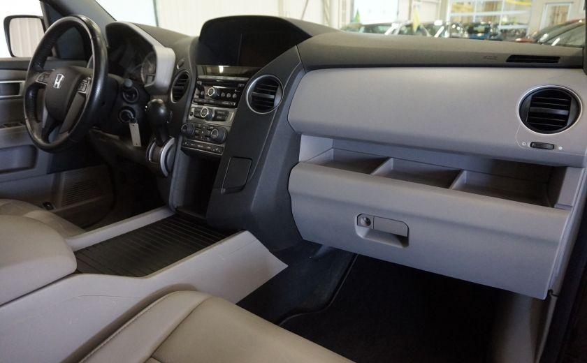 2014 Honda Pilot EX-L AWD (cuir-caméra-toit) #35