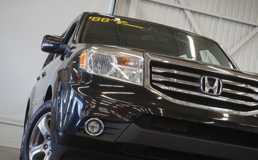 2014 Honda Pilot EX-L AWD (cuir-caméra-toit) #37