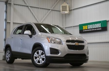 2015 Chevrolet Trax LS 1.4 Turbo in Québec