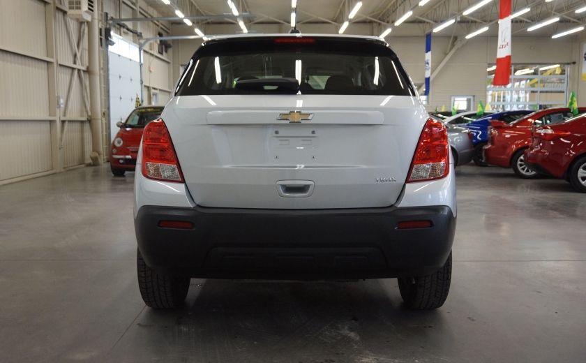 2015 Chevrolet Trax LS 1.4 Turbo #5