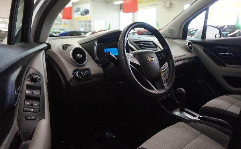 2015 Chevrolet Trax LS 1.4 Turbo #8