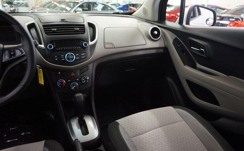 2015 Chevrolet Trax LS 1.4 Turbo #9