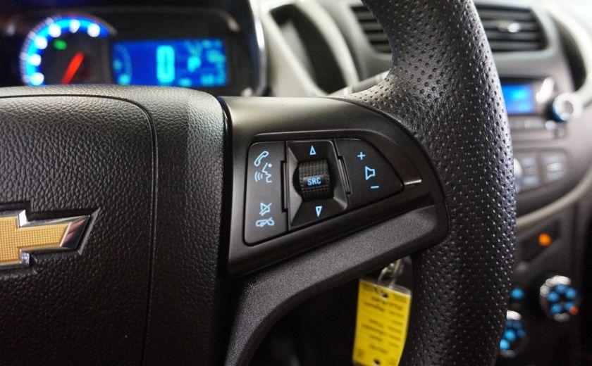 2015 Chevrolet Trax LS 1.4 Turbo #12