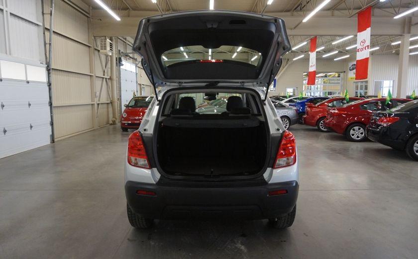 2015 Chevrolet Trax LS 1.4 Turbo #19