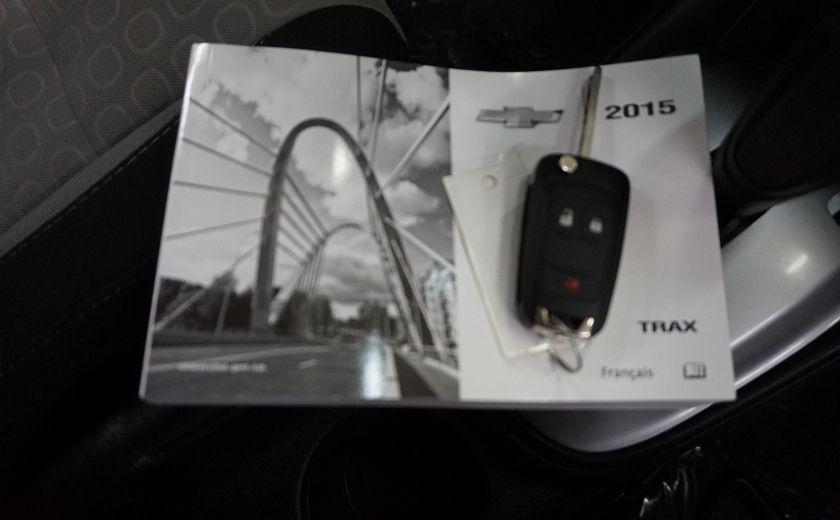 2015 Chevrolet Trax LS 1.4 Turbo #26
