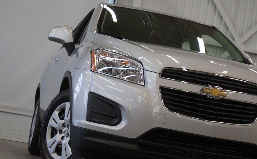 2015 Chevrolet Trax LS 1.4 Turbo #28