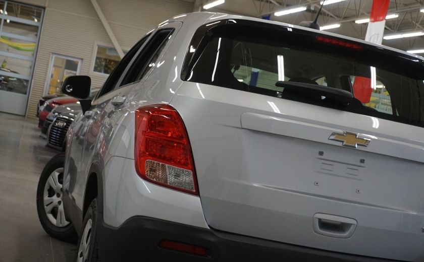 2015 Chevrolet Trax LS 1.4 Turbo #29