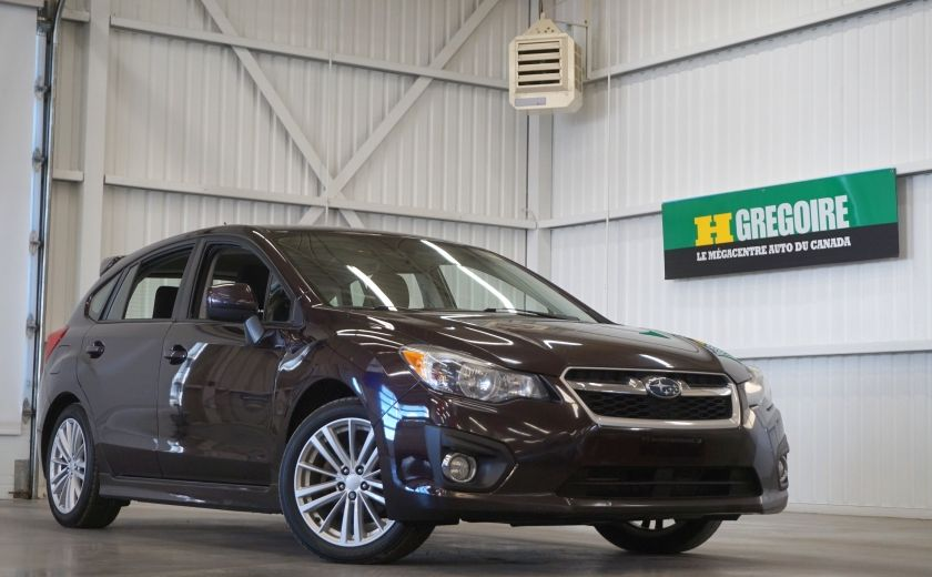2012 Subaru Impreza 2.0i Sport Premium AWD #0