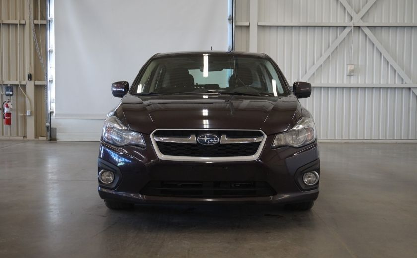 2012 Subaru Impreza 2.0i Sport Premium AWD #1