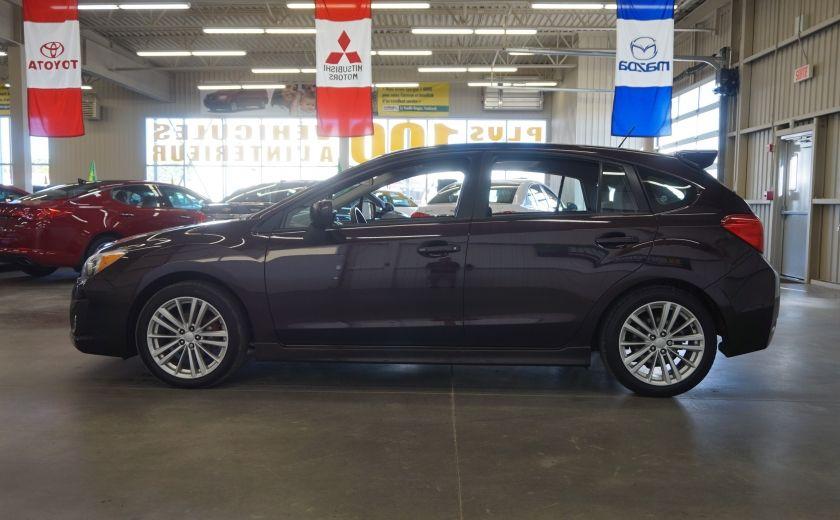 2012 Subaru Impreza 2.0i Sport Premium AWD #3
