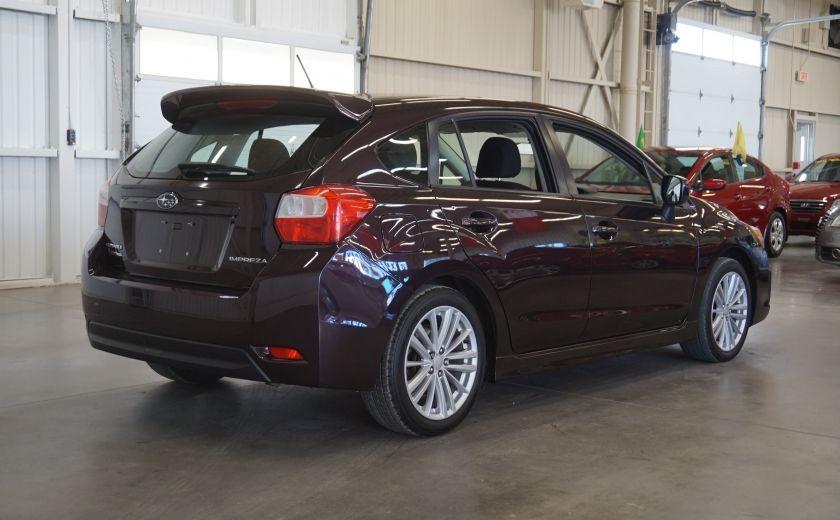 2012 Subaru Impreza 2.0i Sport Premium AWD #6