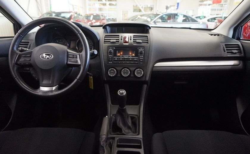 2012 Subaru Impreza 2.0i Sport Premium AWD #10