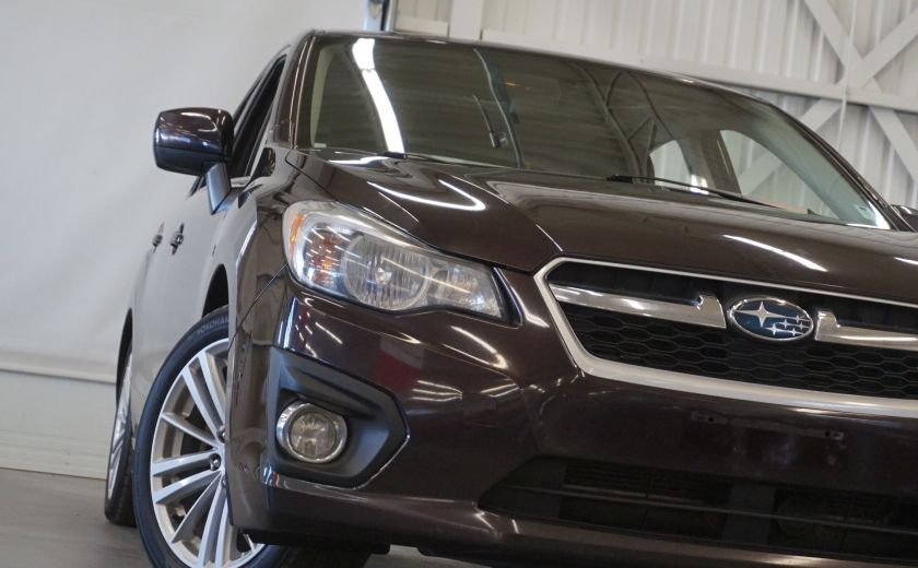 2012 Subaru Impreza 2.0i Sport Premium AWD #30
