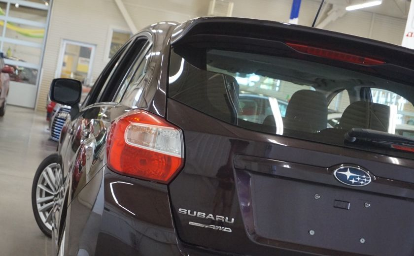 2012 Subaru Impreza 2.0i Sport Premium AWD #31