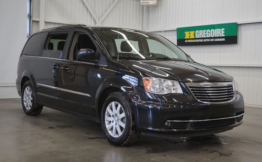 2016 Chrysler Town And Country Stow' n Go (caméra-tv/dvd) #38