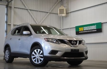 2015 Nissan Rogue S AWD (caméra de recul) in Repentigny