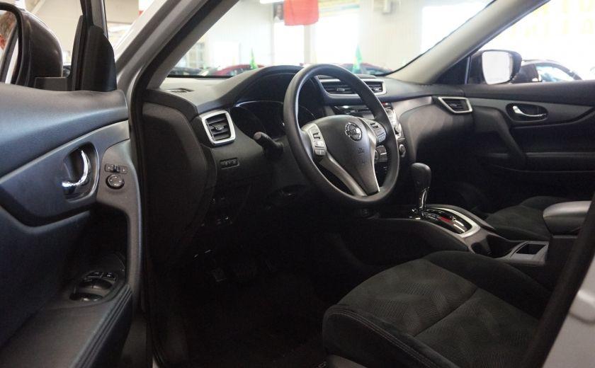 2015 Nissan Rogue S AWD (caméra de recul) #8