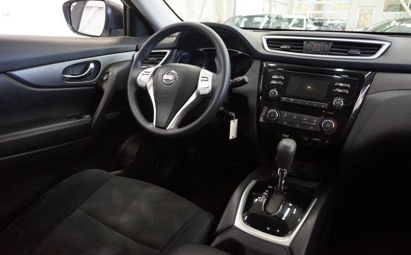 2015 Nissan Rogue S AWD (caméra de recul) #11