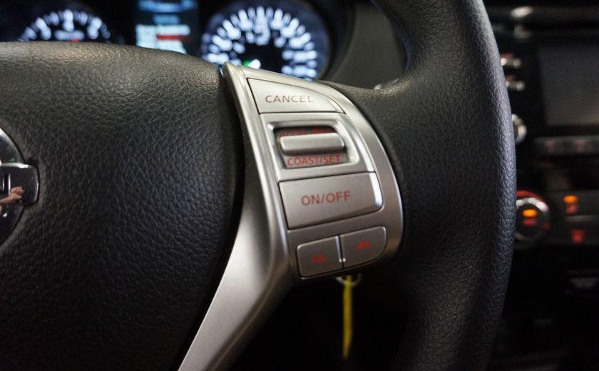 2015 Nissan Rogue S AWD (caméra de recul) #13