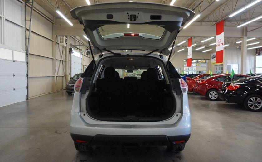 2015 Nissan Rogue S AWD (caméra de recul) #22