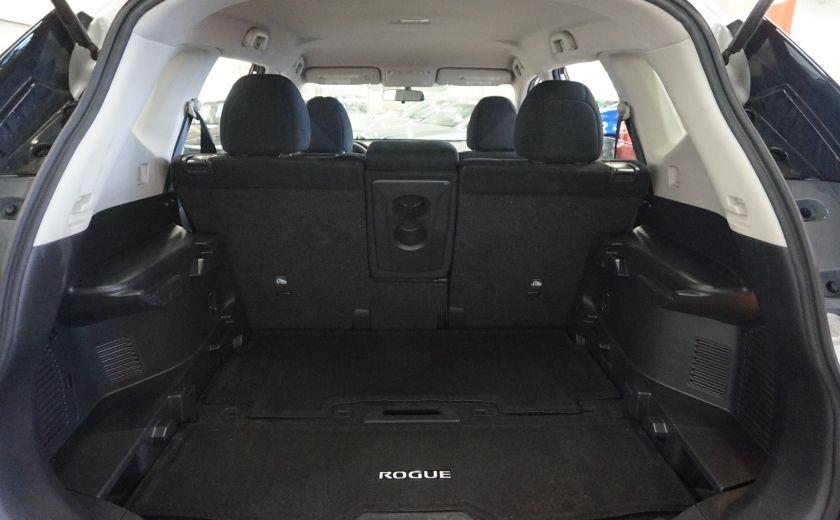2015 Nissan Rogue S AWD (caméra de recul) #23
