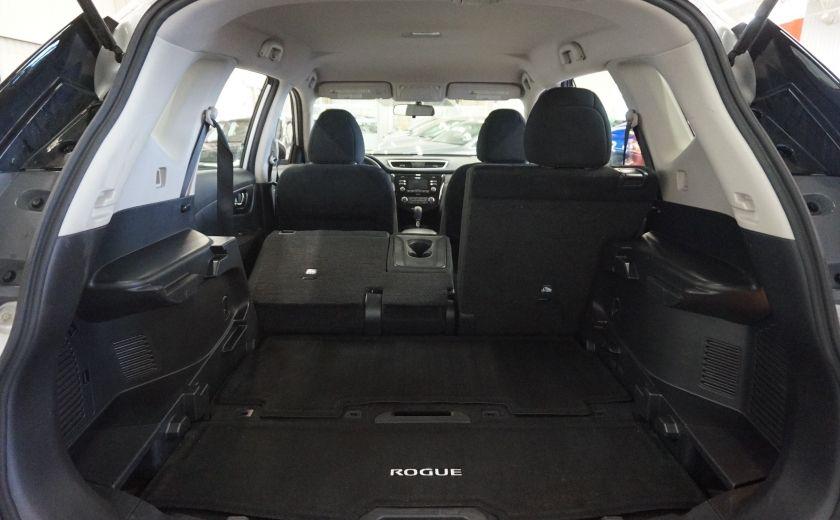 2015 Nissan Rogue S AWD (caméra de recul) #24