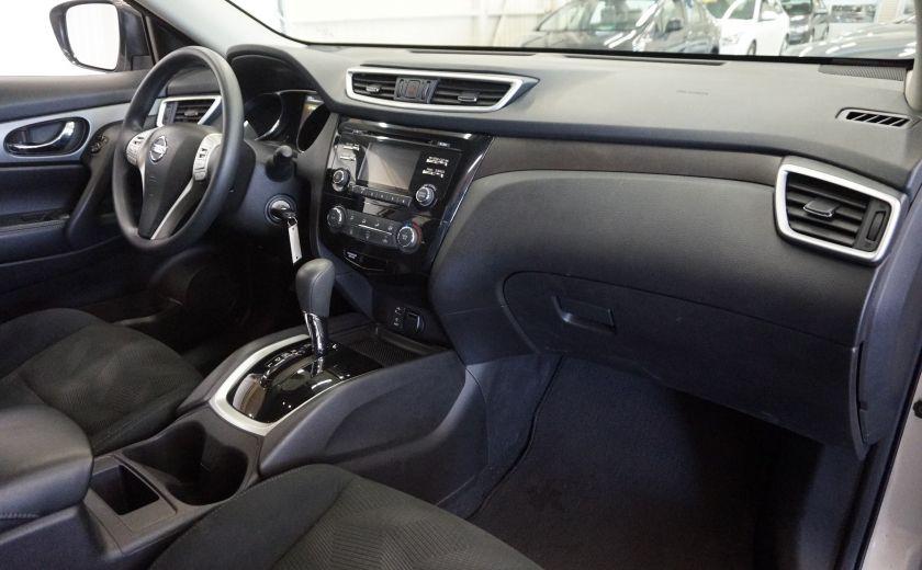 2015 Nissan Rogue S AWD (caméra de recul) #28