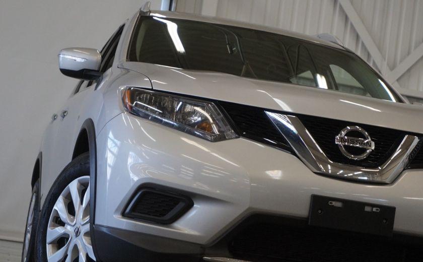2015 Nissan Rogue S AWD (caméra de recul) #31