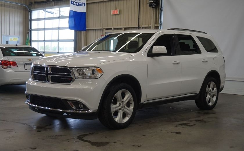 2015 Dodge Durango SXT AWD 7 Places #2