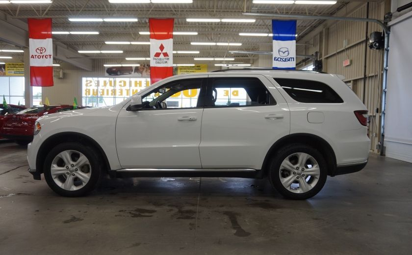 2015 Dodge Durango SXT AWD 7 Places #3
