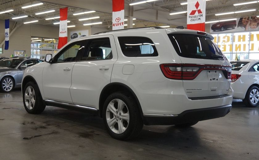2015 Dodge Durango SXT AWD 7 Places #4