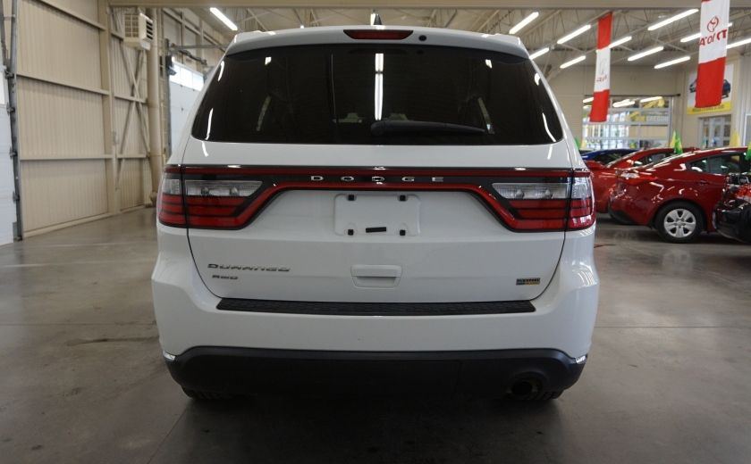 2015 Dodge Durango SXT AWD 7 Places #5