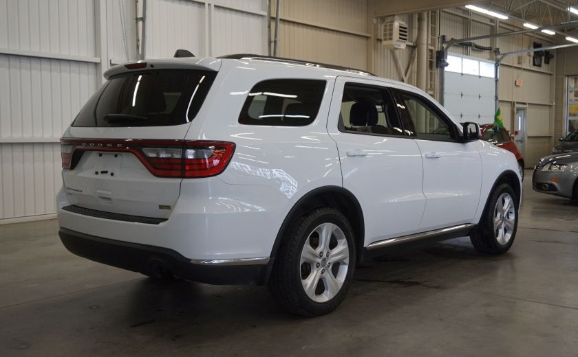2015 Dodge Durango SXT AWD 7 Places #6