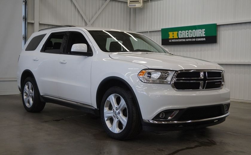 2015 Dodge Durango SXT AWD 7 Places #33