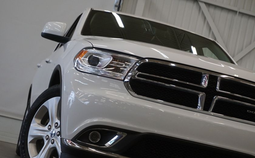 2015 Dodge Durango SXT AWD 7 Places #34