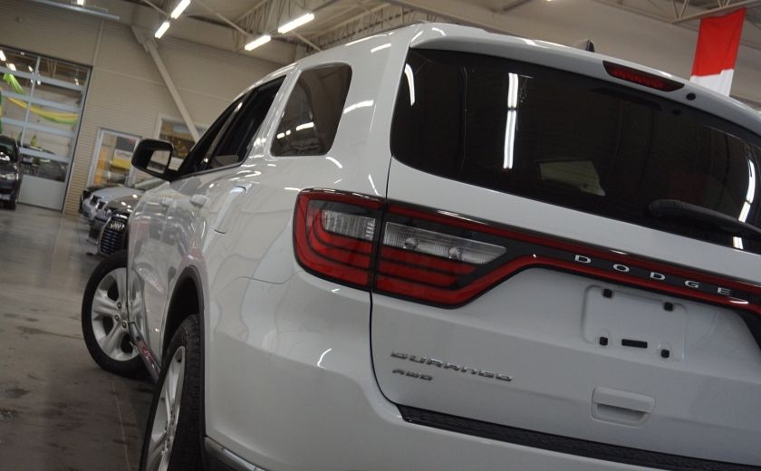 2015 Dodge Durango SXT AWD 7 Places #36