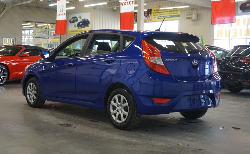 2013 Hyundai Accent L #4