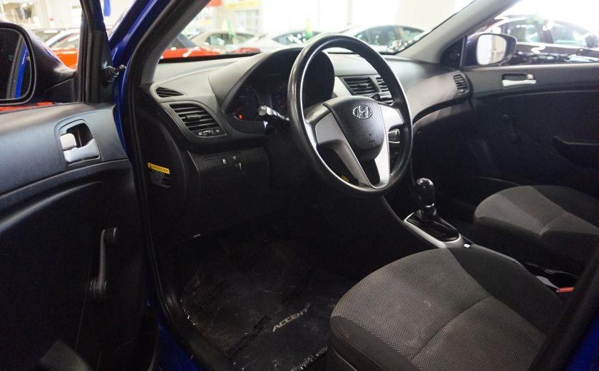 2013 Hyundai Accent L #8
