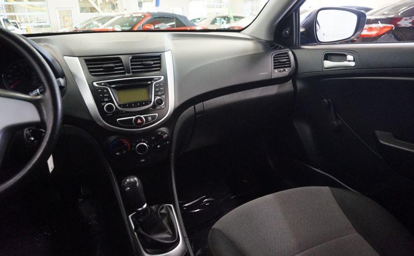 2013 Hyundai Accent L #9