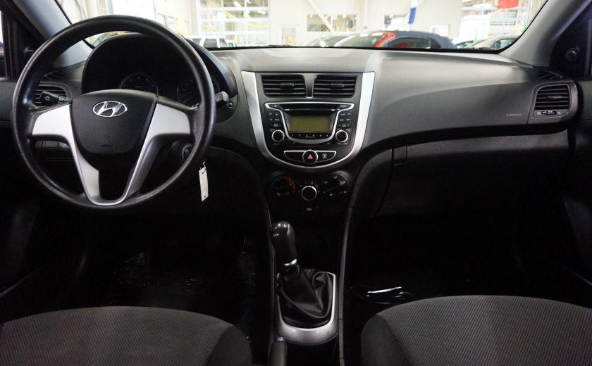 2013 Hyundai Accent L #10