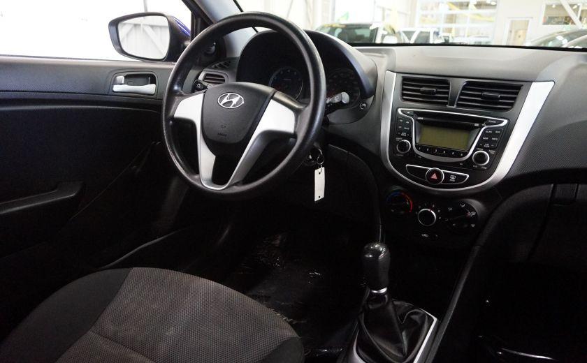 2013 Hyundai Accent L #11