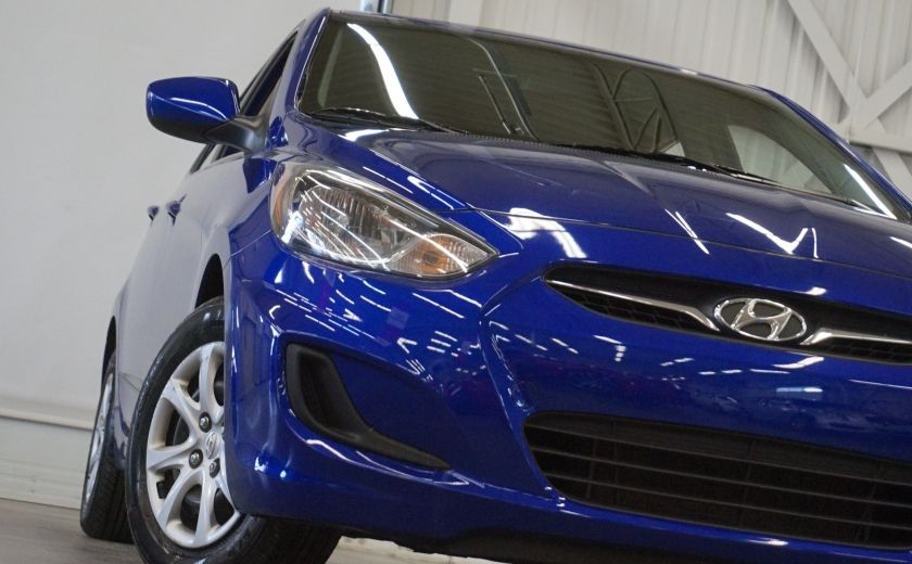 2013 Hyundai Accent L #26