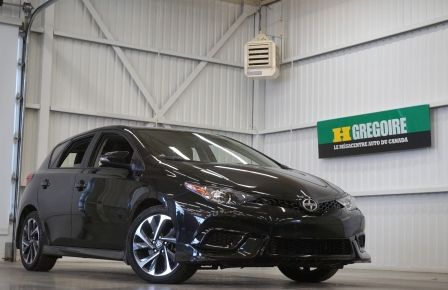 2016 Scion iM (caméra de recul) à New Richmond