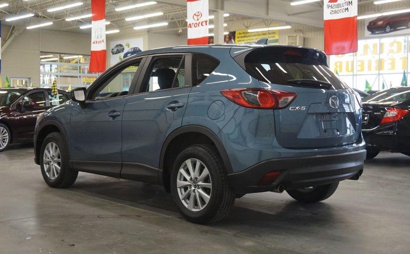2014 Mazda CX 5 GS (caméra de recul-toit) #4