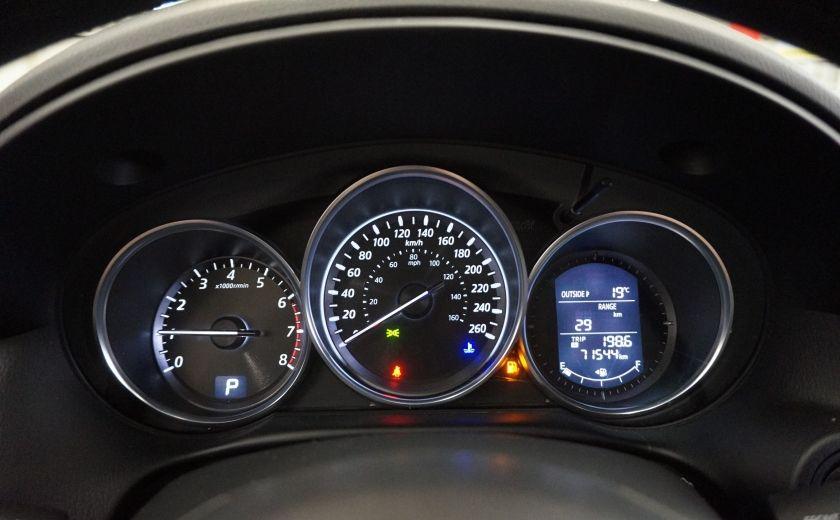 2014 Mazda CX 5 GS (caméra de recul-toit) #14