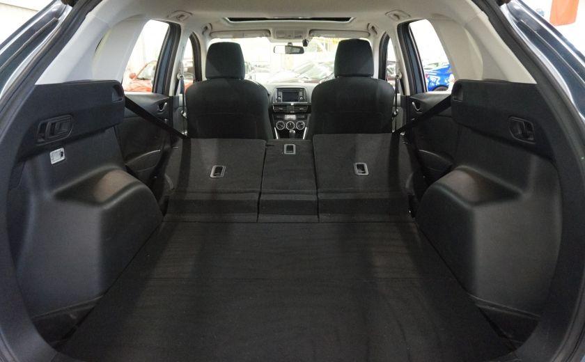 2014 Mazda CX 5 GS (caméra de recul-toit) #27