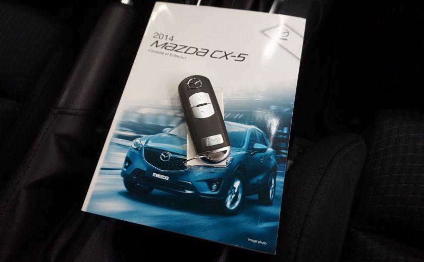 2014 Mazda CX 5 GS (caméra de recul-toit) #31