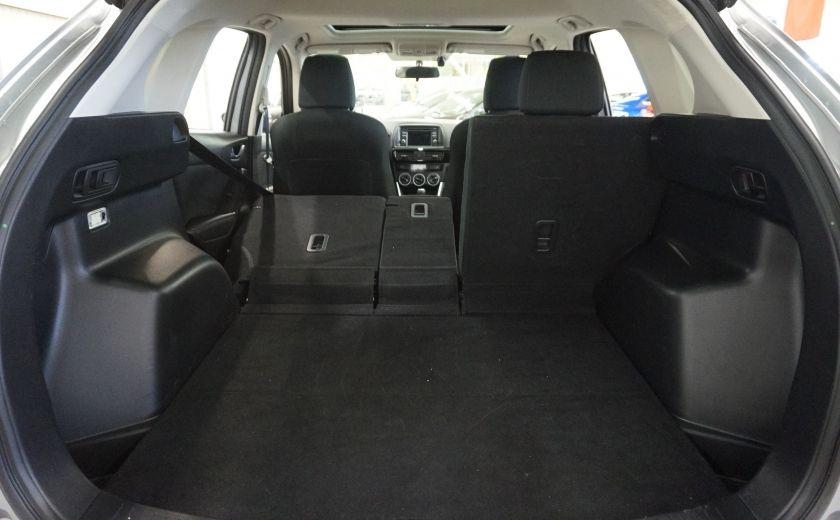 2014 Mazda CX 5 GS AWD (caméra-toit ouvrant) #24